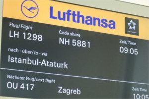 Haartransplantation Türkei Erfahrungen - Anreise