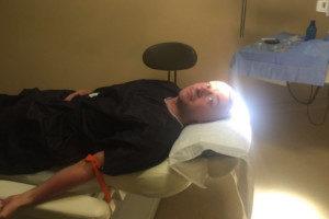 Haartransplantation Türkei Erfahrungen - Beginn der OP
